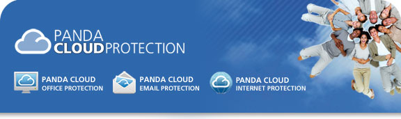 Panda Cloud Protection header