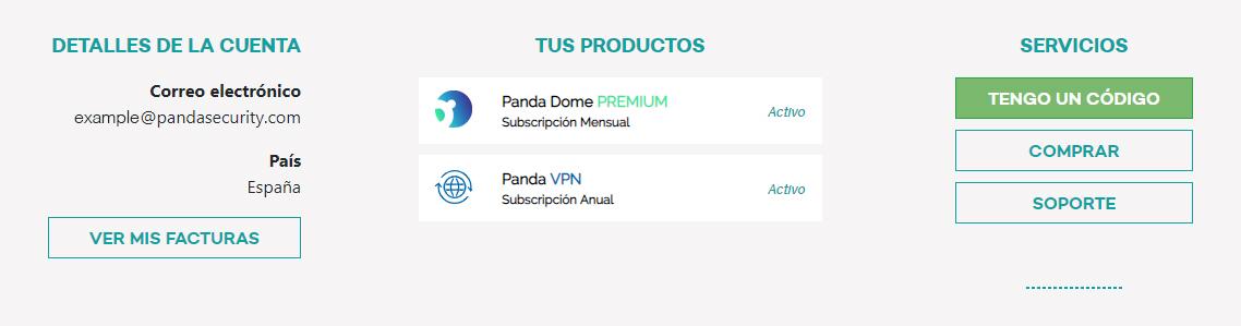 Descarga gratis tu antivirus de prueba panda security.