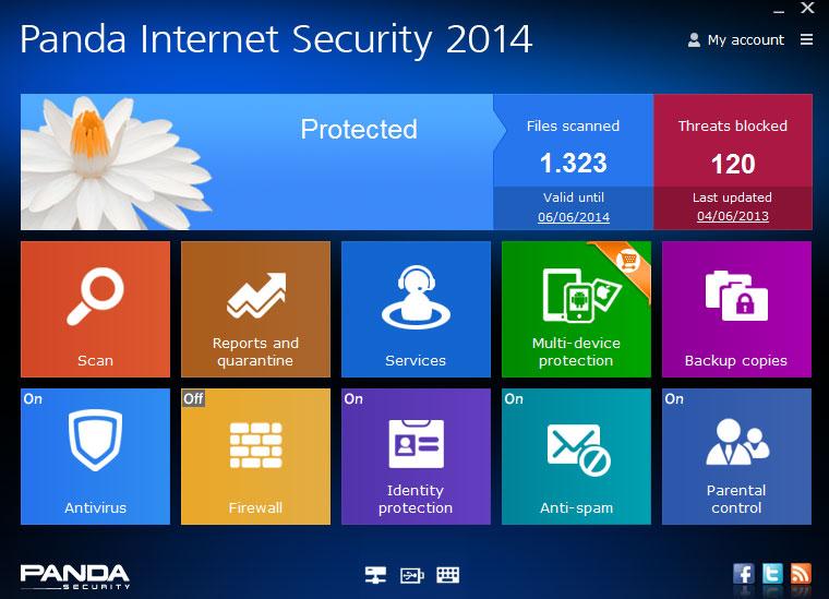 """免费获取 6 个月 Panda Internet Security 2014丨""""反""""斗限免"""