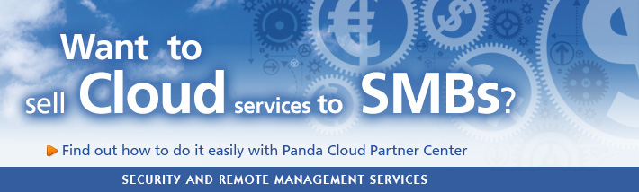 Panda Cloud Partner Center